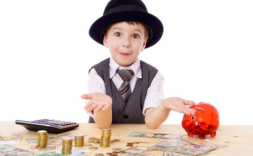 Como Ensinar seus Filhos sobre Dinheiro